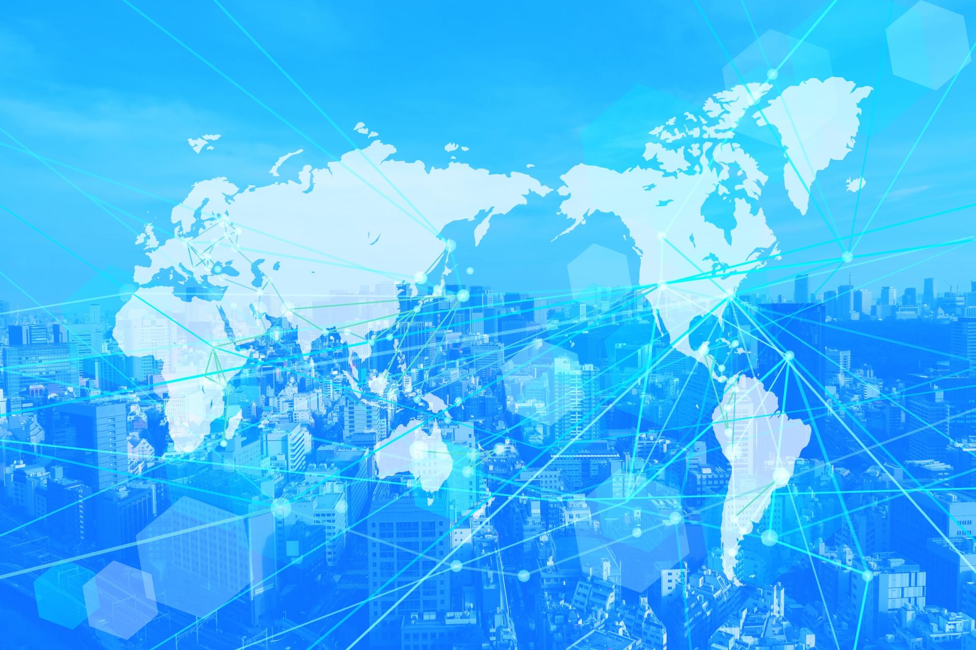 成熟した世界市場