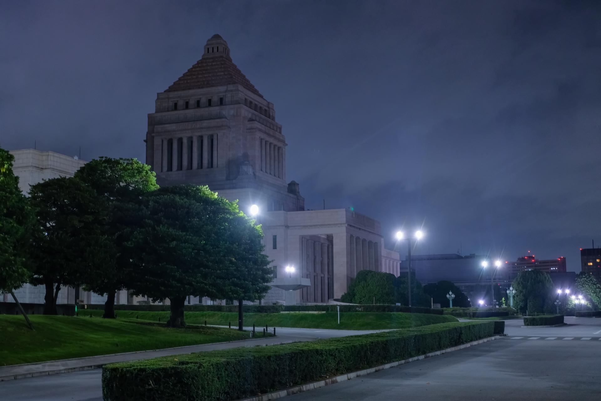 日本政府の思惑