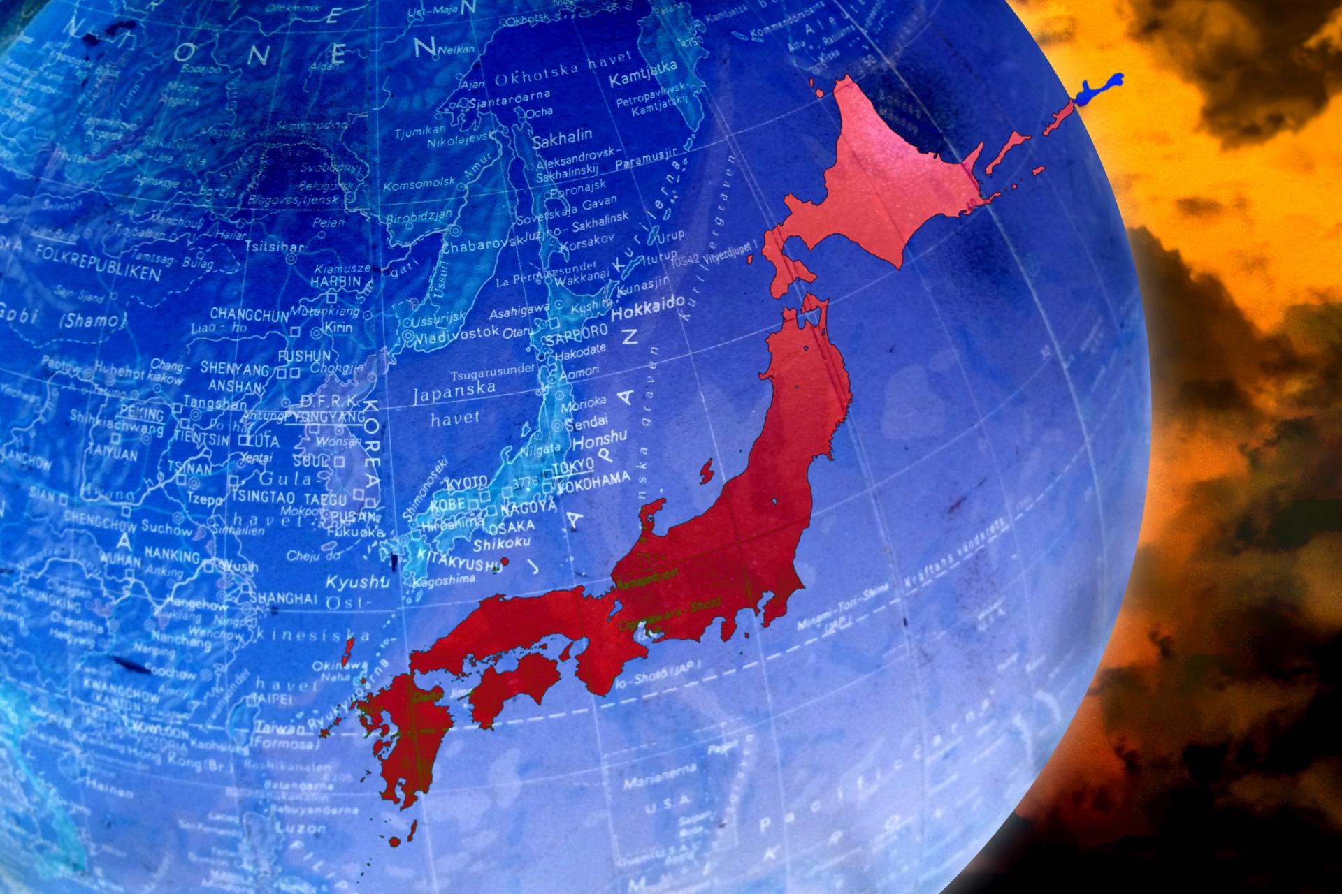 日本のリスク